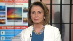 "House Minority Leader Nancy Pelosi joins TODAY in the studio to discuss the latest developments regarding Russian interference in the 2016 election. Regarding Devin Nunes' briefing President Trump about surveillance of the Trump transition team by U.S. intelligence agencies, she says, ""I've never seen behavior this bizarre"" by the chairman of the House Intelligence Committee. She says Nunes ""was duped"" by Trump and should recuse himself from the investigation."