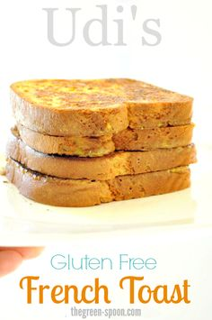 #GlutenFree Stuffed French Toast