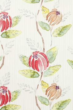 Yes please..just found what I needed for the kitchen/dining wall!!  anthropologie wallpaper