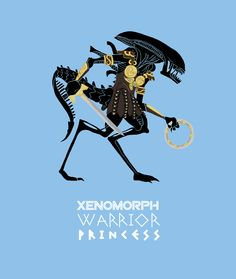 ladypuns: Xenomorph Warrior Princess An excerpt from Implanted with Love: Sapphic Voices, Alien Desires RIPLEY: Listen, I know you just killed my entire crew, but… but… I love you. I love you damn it. XENOMORPH WARRIOR PRINCESS: Ay ay ay ay ay ay aieeeeeee tssssssssssss RIPLEY: It IS true! All I want to do is run my hands up and down that long, smooth, parasitic forehead of yours for the rest of my life. XENOMORPH WARRIOR PRINCESS: Ay ay ay ay ay ay????? RIPLEY: Yes! Yes! A thousand times…