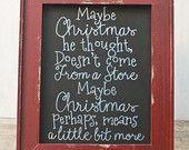 christmas decor on Etsy, a global handmade and vintage marketplace.