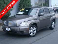 2011 Chevrolet HHR LT w/1LT - GM Certified - SOLD - http://www.applechevy.com