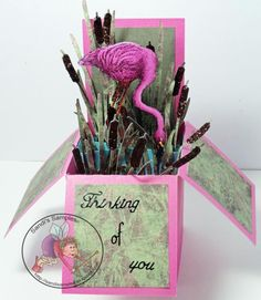 Thinking of you by Sandisamples - Cards and Paper Crafts at Splitcoaststampers
