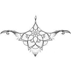 moth sternum tattoo - Recherche Google
