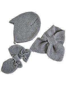 Få strikkeopskrifter til baby her! Strik en sød hue, vanter og et halstørklæde til den mindste i flokken. Knitting For Kids, Baby Knitting Patterns, Baby Patterns, Baby Set, Crochet Baby Sweaters, Knit Crochet, Baby Kids Wear, Baby Barn, Vogue Knitting