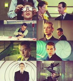 Gattaca.. The things he had to do just to be valid.