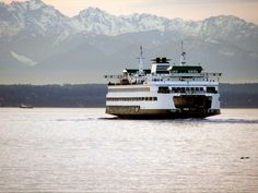 The Washington State Ferry System, our marine highway, connects many communities and tourist destinations around Puget Sound. Seattle Ferry, Seattle Area, Visiting Seattle, Seattle Washington, Washington State, Anacortes Washington, Bainbridge Island, Whidbey Island, Vashon Island