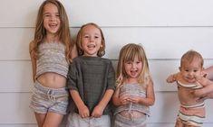Μαμά φωτογραφίζει τα τέσσερα παιδιά της και μας εμπνέει.