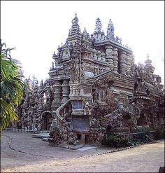 Ferdinand Cheval Palace - France