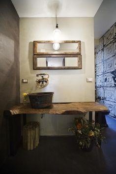 pavimento idee Microcemento : Oltre 1000 idee su Bagno Di Cemento su Pinterest Doccia Calcestruzzo ...