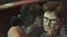 Tomb Raider 2013 (Lara Croft and Alex Weiss)