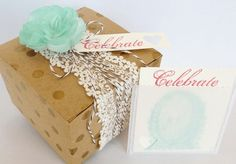 creative wrapping idea