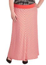 Coral Skirt - Modcloth