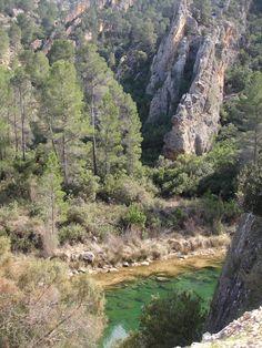 Hoces del Huécar, Cuenca, Spain