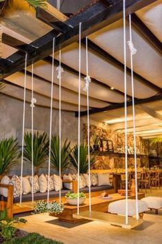 27 Amazing Photos of Fresh Patio Rooms Ideas Interiordesignsho. Plenty of space in the patio room - Pergola Ideas Cozy Backyard, Backyard Patio Designs, Backyard Landscaping, Backyard Ideas, Landscaping Design, Cozy Patio, Backyard Seating, Garden Decking Ideas, Terrace Ideas