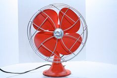 Refurished Vintage Retro Emerson Electric Fan by FishboneDeco, $115.00