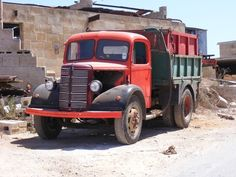1949 Bedford OS Tipper