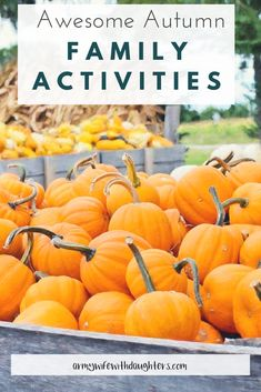 Amazing Autumn Activ