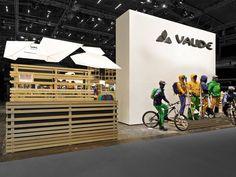 VAUDE @ ISPO 2011 by atelier 522