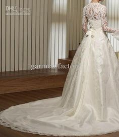 heirloom wedding dress buttons and lace - Google Search