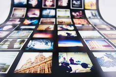 instagram photos poster