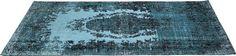 Teppich Kelim Pop Turquoise 240x170cm #kare #teppich #design #wien #carpets #vienna #türkis