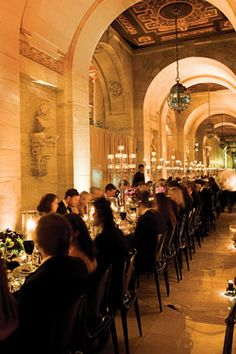 New York Weddings Guide - The Reception - Eight Fantasy Venues and Reasonable Alternatives -- New York Magazine