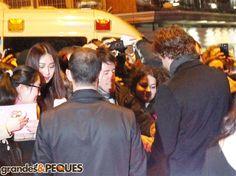 Visita de #BradleyCooper en la Premiere de #ElLadoBuenodelasCosas en #Madrid #GrandesyPeques  http://www.grandesypeques.com/index.php/actualidad-gp/noticias/item/236-el-lado-bueno-de-bradley-cooper