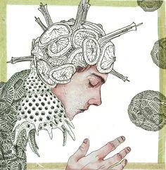 Illustration: Nano Sleeper www. Illustrations, Art, Art Background, Illustration, Kunst, Performing Arts, Art Education Resources, Illustrators, Artworks