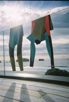 surf capsule silhouettes