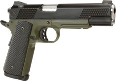 Christensen Arms Tactical Government   1911 Pistol