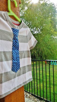 Boy Tie/Bow tie Shirt or Onesie for baby on by UtterChaosByJodi