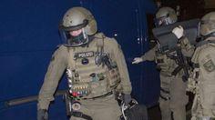 Im sächsischen Freital: GSG 9 nimmt 5 mutmaßliche Rechtsterroristen fest