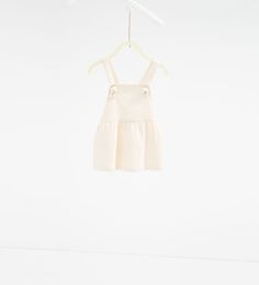 Image 1 of Knotted strappy dress from Zara