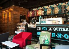 Cielito Querido Café  Excelente lugar!!!