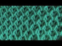 πλεκτο σχεδιο με βελονες * ΙΔΑΝΙΚΟ ΓΙΑ ΑΡΧΑΡΙΟΥΣ * - YouTube Knitting Videos, Knitting Stitches, Sewing Aprons, Plaster, Merino Wool Blanket, Knit Crochet, Crafty, Quilts, Handmade