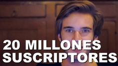 Pewdiepie Llega a 20 Millones de Suscriptores