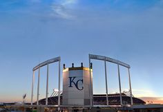 Kansas City Royals Baseball Game