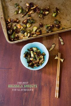 A CUP OF JO: The Best Brussels Sprouts You'll Ever Have
