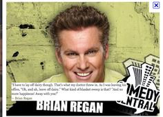 Attention Charleston area facebookers. I've got two tickets to Brian Regan this coming Sunday at the performing arts center in North Charleston. Unfortunately I can't make it. These are killer seats. Third row center. $100.00 for the both of them. Who wants them?