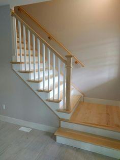 Craftsman Stair Railings   San Diego Railings and Stairs ...