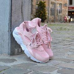 Baby Pink Rose Nike Air Huarache Rosa Nike Huarache By