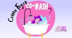 Como fazer co-wash? Lavar o cabelo com condicionador sem silicone. Ohlollas