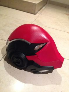 Hey, I found this really awesome Etsy listing at https://www.etsy.com/listing/233645889/red-hood-helmet-pre-order