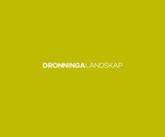 Dronninga / Visual identity for landscape architects by Kristian Tennebø, via Behance