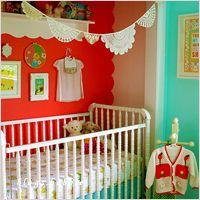 赤ちゃんの部屋写真