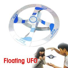 Mystery UFO Floating Flying Saucer Magic Toy Trick High Quality - Kid Shop Global - Kids & Baby Shop Online - baby & kids clothing, toys for baby & kid Cultura Maker, Holidays In China, Flying Disc, Baby Shop Online, Thing 1, Flying Saucer, Magic Tricks, Classic Toys, E Bay