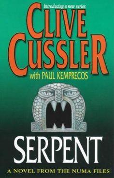 Clive Cussler - Serpent