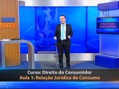 """Saber Direito: Curso """"Direito do Consumidor na Prática"""" - Aula 1 (+playl..."""