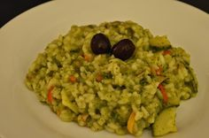 Diet Recipes, Recipies, Healthy Recipes, Healthy Food, Rina Diet, Guacamole, Risotto, Food And Drink, Low Carb